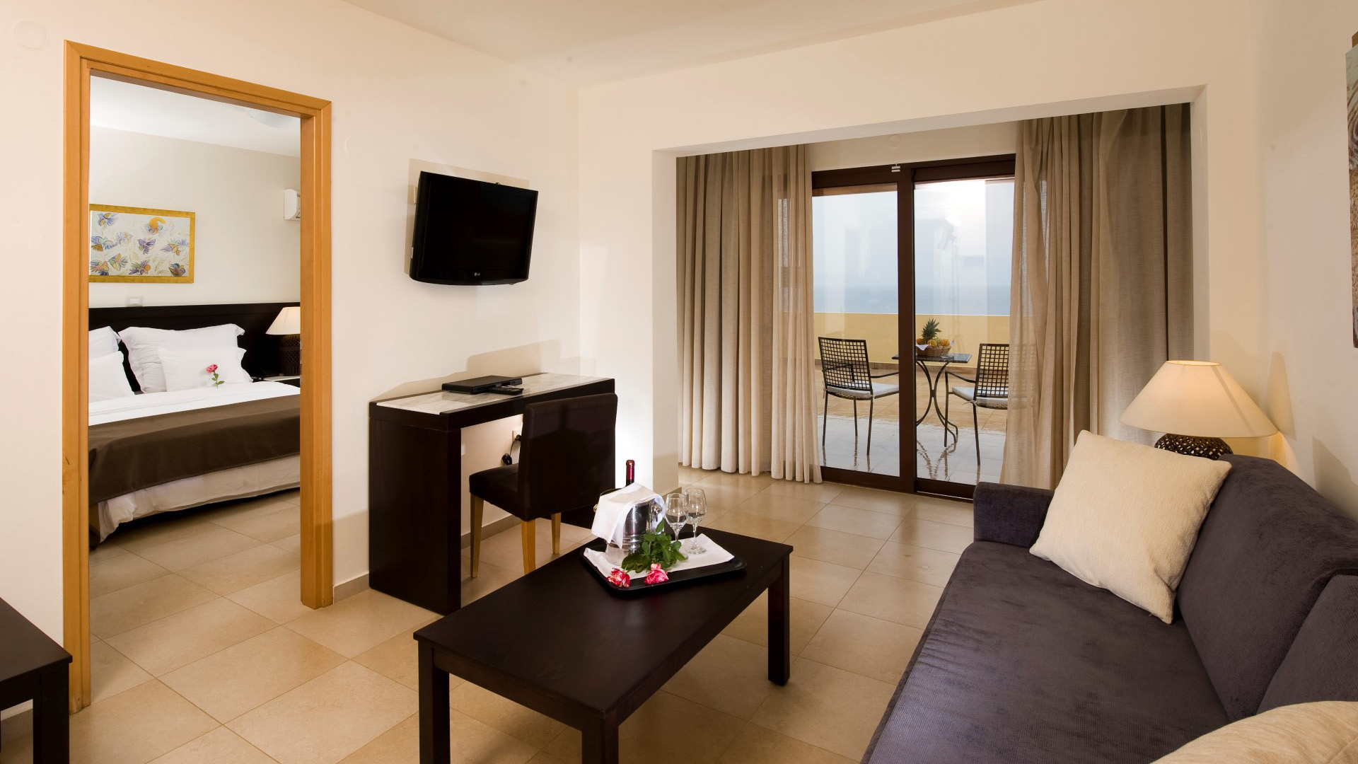 Suites Crete Suite One Bedroom Sea View Agios Nikolaos